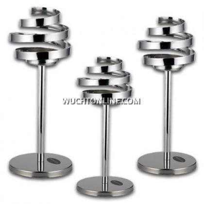 Ksp 3pcs Twistle Candle Holder - S/m/l